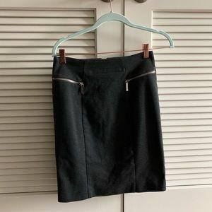 Michael Kors gray pencil skirt